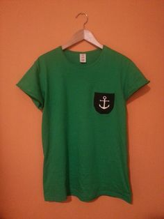 T-shirt FabulouS man/woman!! #pocket#