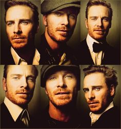 Michael Fassbender, you are an attractive gentleman.