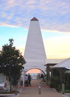 Seaside Beach Pavilion