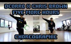 Hip Hop Choreographie | Deorro x Chris Brown - Five More Hours von Denni...