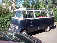Mercedes-Benz L319 Bus mit Panoramascheiben