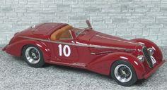 Alfa Romeo 8c 2900 B G.P. Argentina 1948 #10 - Alfa Model 43
