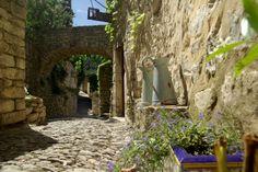 provencetoujours:Séguret - Village fortifié provençal