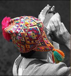 Traditional Quechua Dress