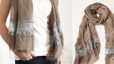 why must I love scarves so?