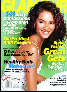 March 2002 cover with Emma Heming
