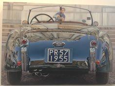 #artefiera Enrico Chinato Jaguar JX Olio su Tela 2011 Jaguar Sport, Jaguar Xk, My Ride, Fast Cars, Opera, Vehicles, Google, Freedom, Wheels