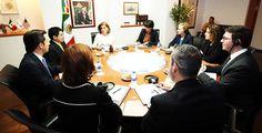 Fortalece PGR cooperación binacional con EU contra la trata de personas | El Puntero