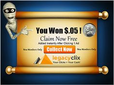 Earn more money with Legacy team. Build an online Legacy.  http://legacyclix.com/?ref=Pekito