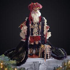 Mark Roberts Bejeweled Santa