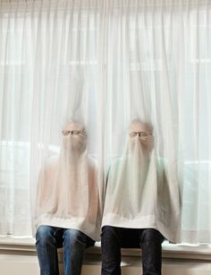 identity + curtains