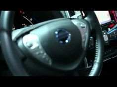 2013 Nissan LEAF Video Preview