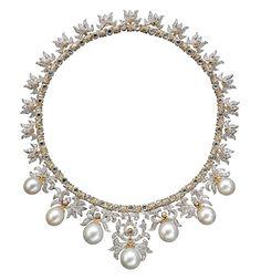 Andrea Buccellati Necklace – White gold, diamonds
