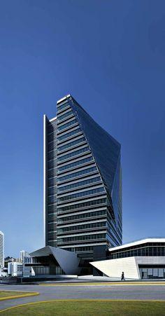 Edificio CEO / ARDITTI+RDT/arquitectos