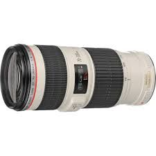 The Canon 70 - 200 f4L IS USM lens - Great to capture stunning landscape shots