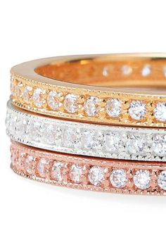 Eternity Band-I would love to get one of these!