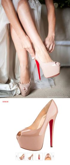red bottom heels for sale $189.00