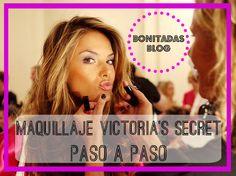 Step by step Victoria's Secret Angels' makeup
