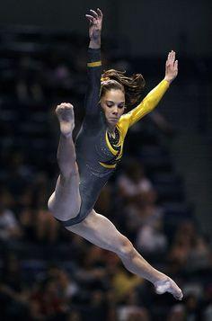 McKayla Maroney competes in the 2010 Visa Gymnastics Championships at the XL Center in Hartford, Conn., on Saturday, August 14, 2010. 0815_S_visagymnastics8581 by newspaper_guy Mike Orazzi, via Flickr gymnastics, gymnast