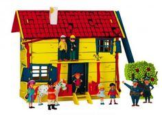 Pippi Dukkehus