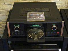 McIntosh MCD1100 SACD player