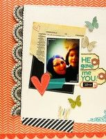 A Project by MandyMK from our Scrapbooking Gallery originally submitted 06/05/12 at 09:28 AM