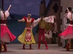 Mazurka - Royal Ballet 2000 - YouTube