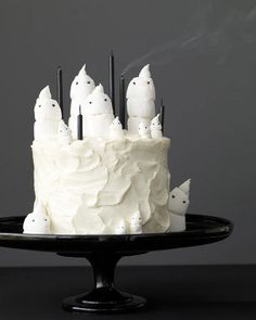 GHOST CAKE.