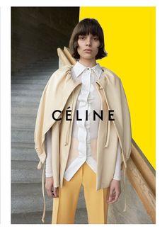 Celine campaign winter 2016