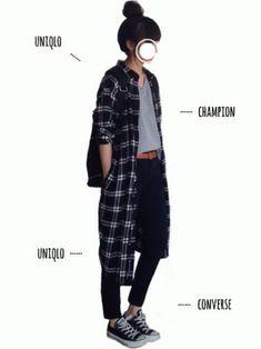tumさんのコーディネート Fashion Pants, Look Fashion, Daily Fashion, Autumn Fashion, Fashion Outfits, Womens Fashion, Fasion, Ethical Fashion, Korean Fashion