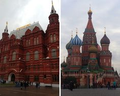Two Days in Moscow – The Girls Who Wander Second Day, The Girl Who, Moscow, Barcelona Cathedral, Wander, Russia, Building, Girls, Travel