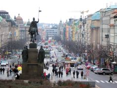 Prague in 2013 - now the coolest capital of Europe?