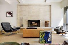 Architecture, John Pawson. Interior design by Mica Ertegun.