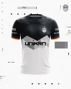 The best jersey I've made. These have been designed for a variety of soccer, esports organisations. Sports Jersey Design, Sport Shirt Design, Football Design, Sport T Shirt, T Shirt Designs, Design Kaos, Rugby, Sublime Shirt, E Sport