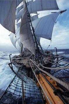 """hickoryflat: """"Full Sail """""""