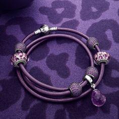 PIN if you'd wear this custom designed bracelet?! #Pandora #stevesjewelers