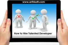 How to Hire Developers for Startup App Development Business