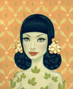 Tara McPherson -Seasons -Spring