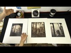 Wet Plate Collodion Negative & Albumen Print Process     (this guy is so talented)