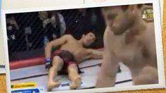 Lutador dá nocaute em rival na hora do cumprimento. FAIR PLAY FAIL! 😱😡😂