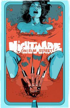 Nightmare on Elm Street — Laz Marquez