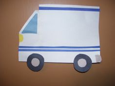 Mail Carrier Truck