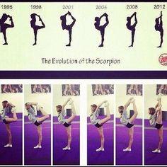 Scorpion to needle