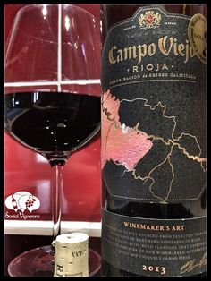 Score 91/100 Wine review, tasting notes, rating of Campo Viejo Winemaker's Art, Rioja. Description of aroma, palate profile, flavors. Join the experience.