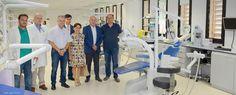 Inversión de 640.571 euros en la reforma de la Clínica Odontológica Universitaria http://www.um.es/actualidad/gabinete-prensa.php?accion=vernota&idnota=55741