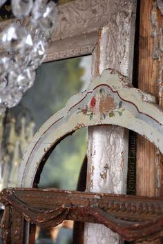 Vintage frames Jennifer Lanne's home at Devils Hop Farm