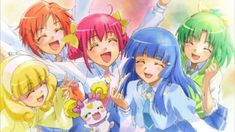 Read Hurry to School! from the story Glitter Force Season 3 FanFiction by JoyfullRain (Joyfullness) with 749 reads.