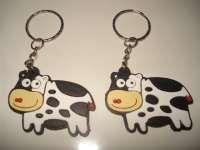 gantungan kunci lucu karakter sapi... buruan order.. cocok untuk souvenir..