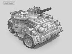 Feng Tank Enhanced by dangeruss.deviantart.com on @deviantART