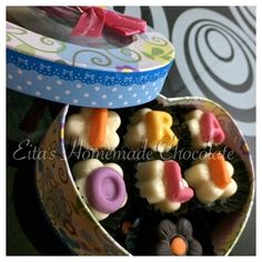 Eita's Homemade Chocolate: Eita's Homemade Chocolate in a LOVE box